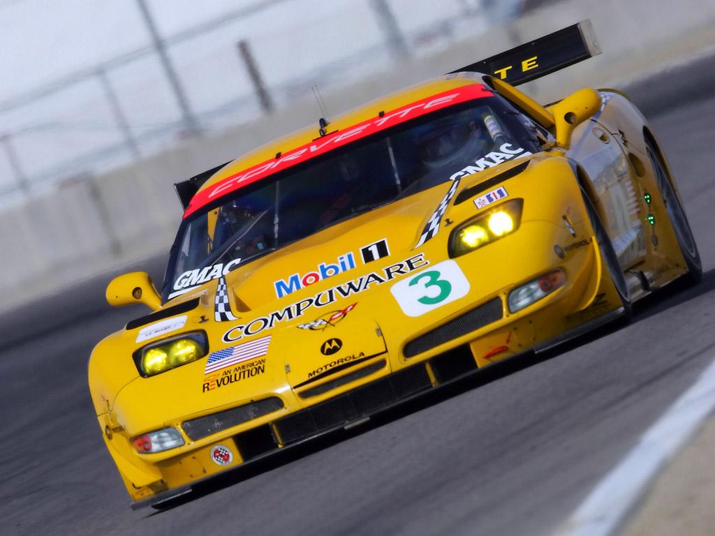 2004 Chevrolet Corvette C5-R - conceptcarz.com