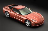 2005 Chevrolet Corvette image.