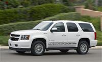 2009 Chevrolet Tahoe Hybrid image.
