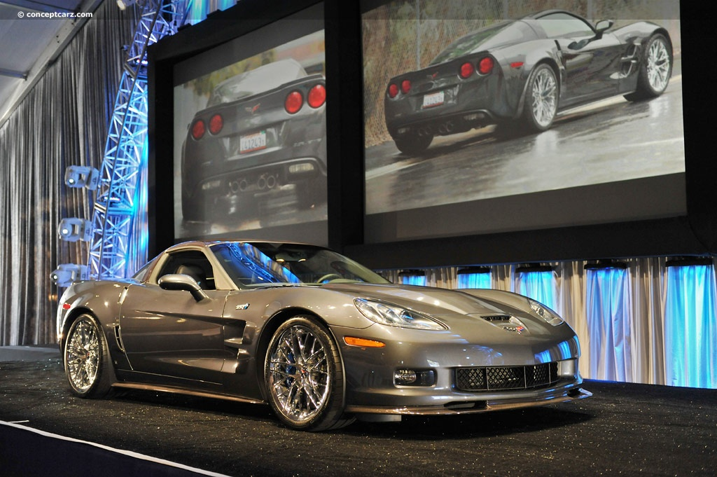Auction Results And Data For 2009 Chevrolet Corvette Zr1