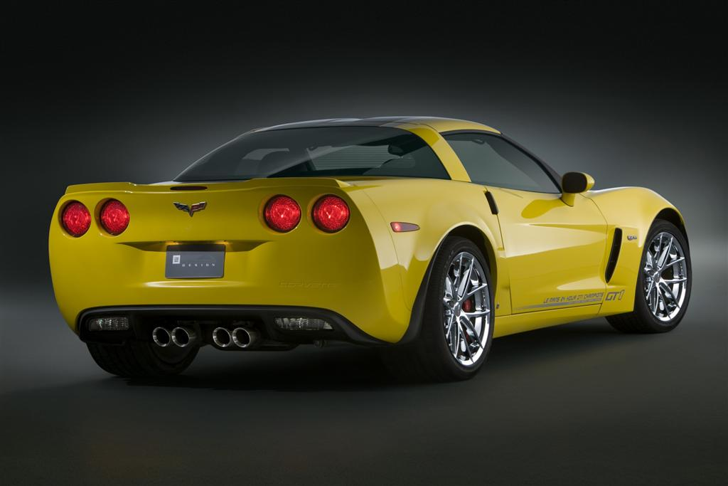 2009 chevrolet corvette gt1 championship edition. Black Bedroom Furniture Sets. Home Design Ideas