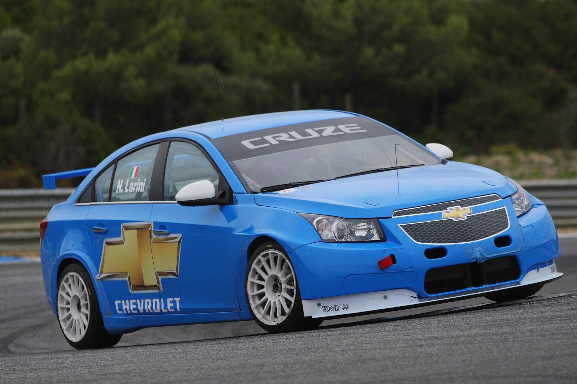 Cruze Wtcc Wallpaper 2009 Chevrolet Cruze Wtcc