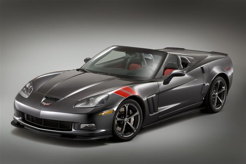 2010 Chevrolet Corvette Grand Sport Heritage Package Image