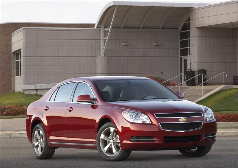 2009 Chevrolet Malibu Hybrid thumbnail image
