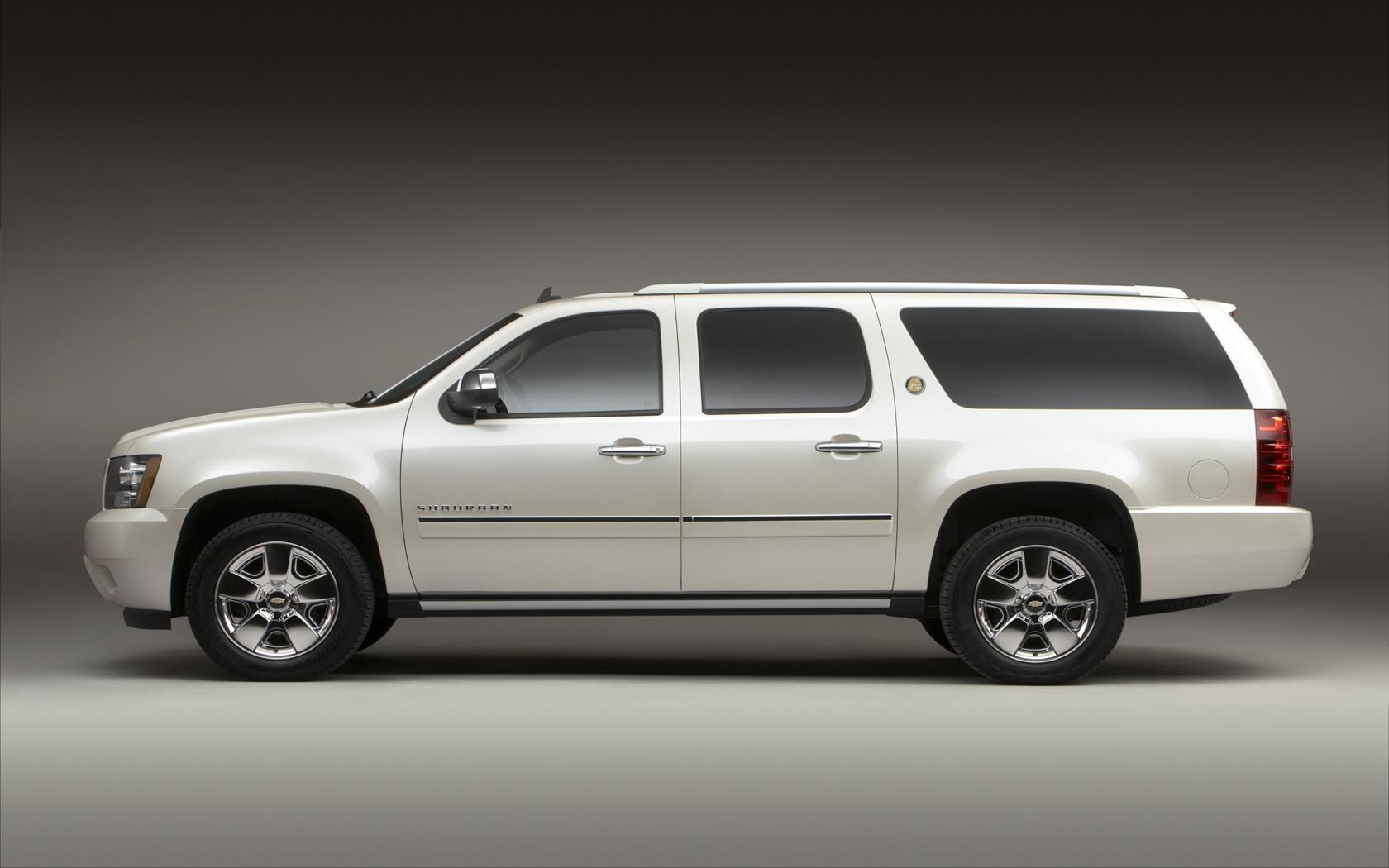 2010 Chevrolet Suburban 75th Anniversary Diamond Edition Image