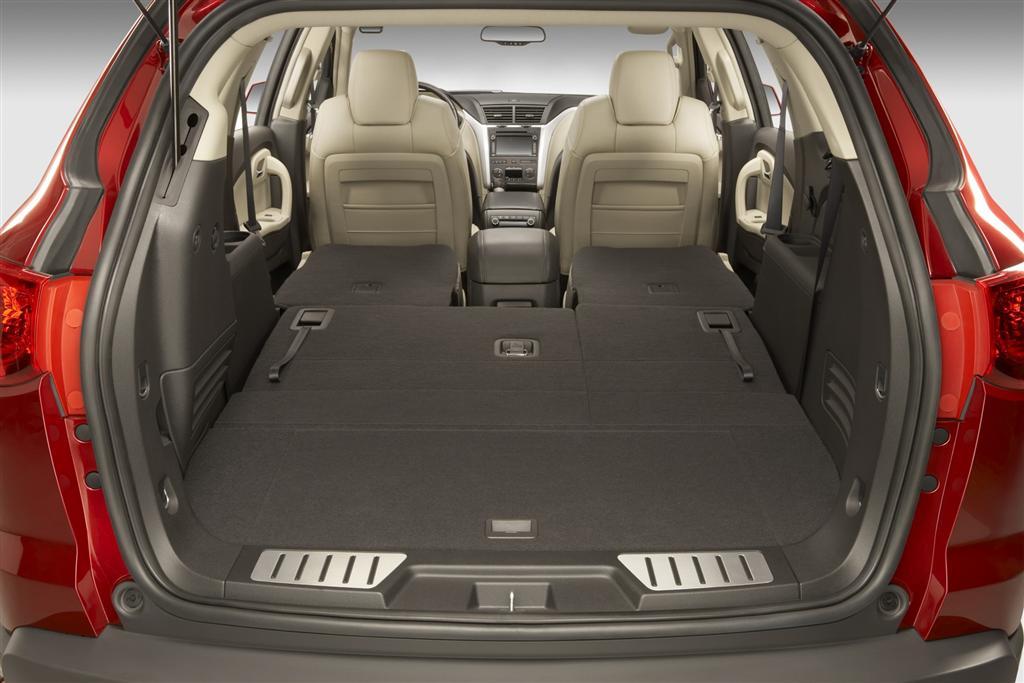2010 Chevrolet Traverse - conceptcarz.com