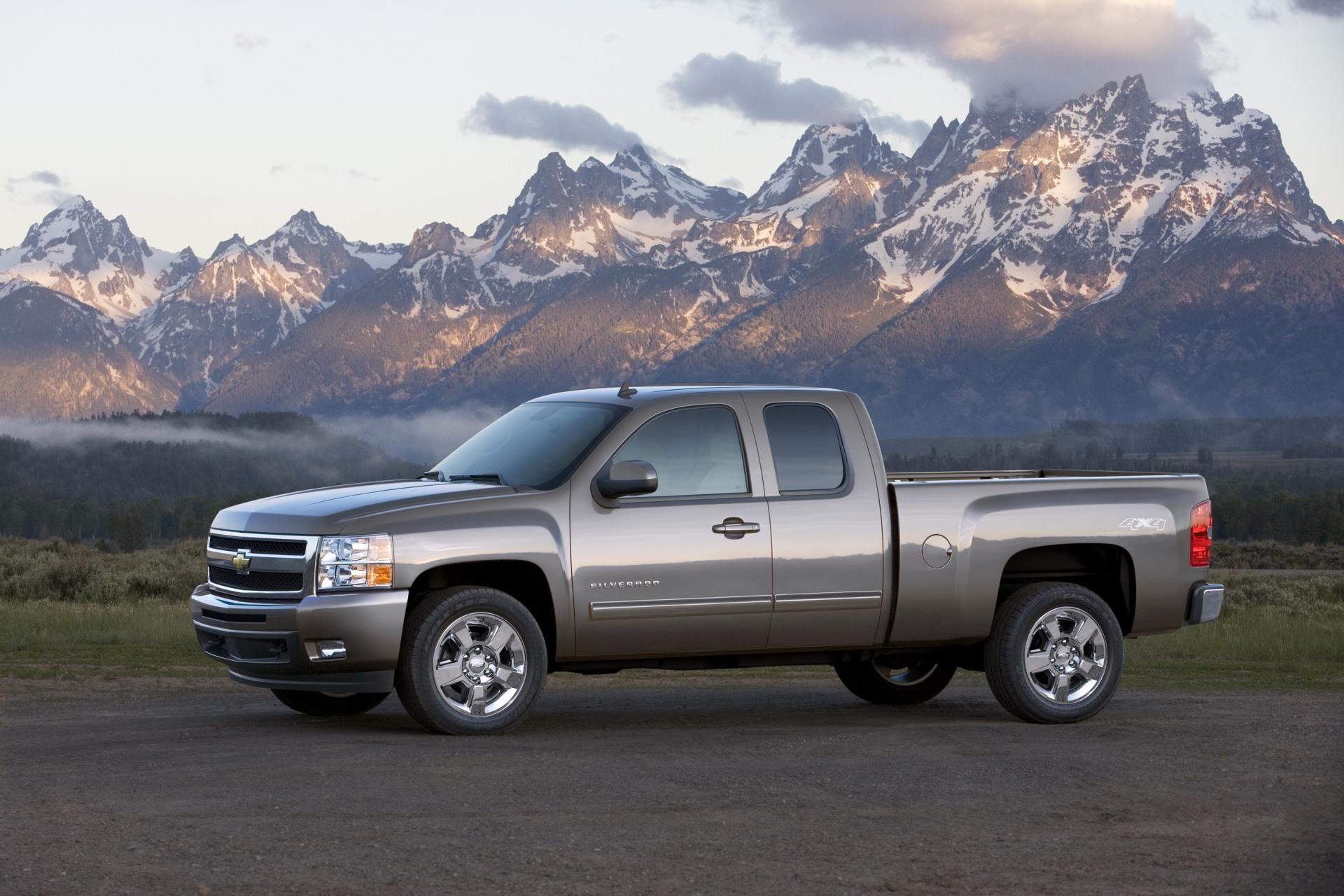 2011 Chevrolet Silverado Image