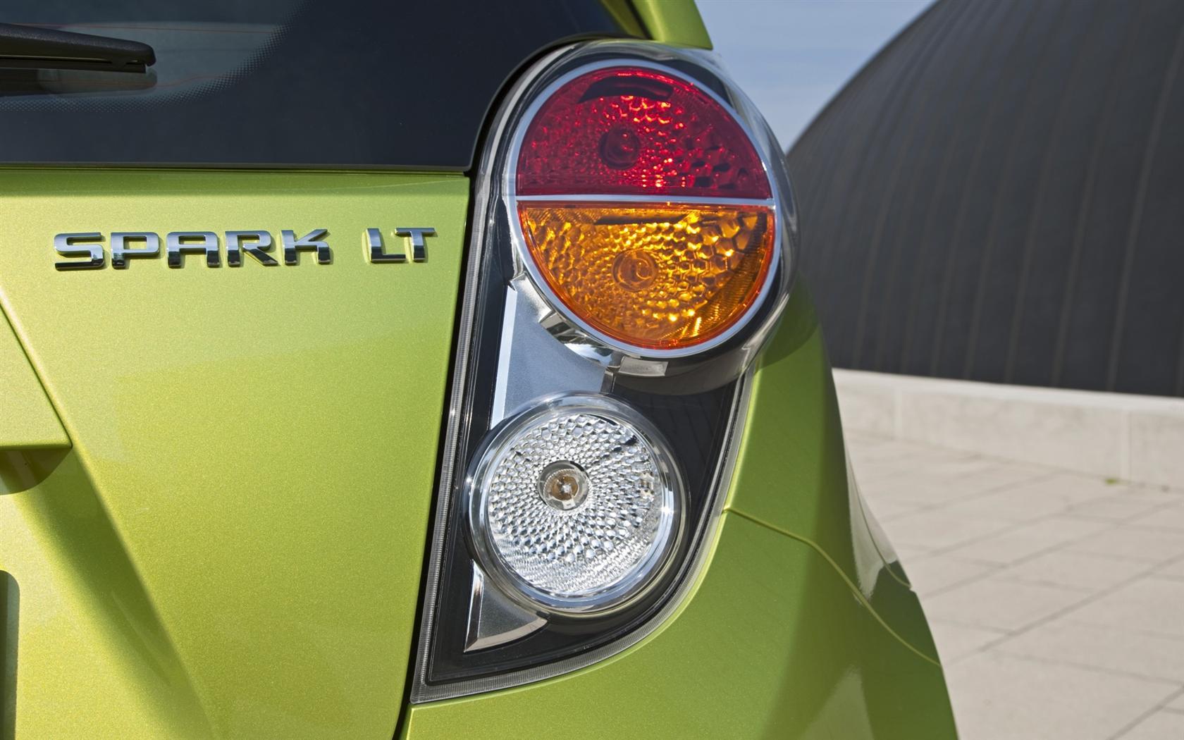 2011 Chevrolet Spark Image