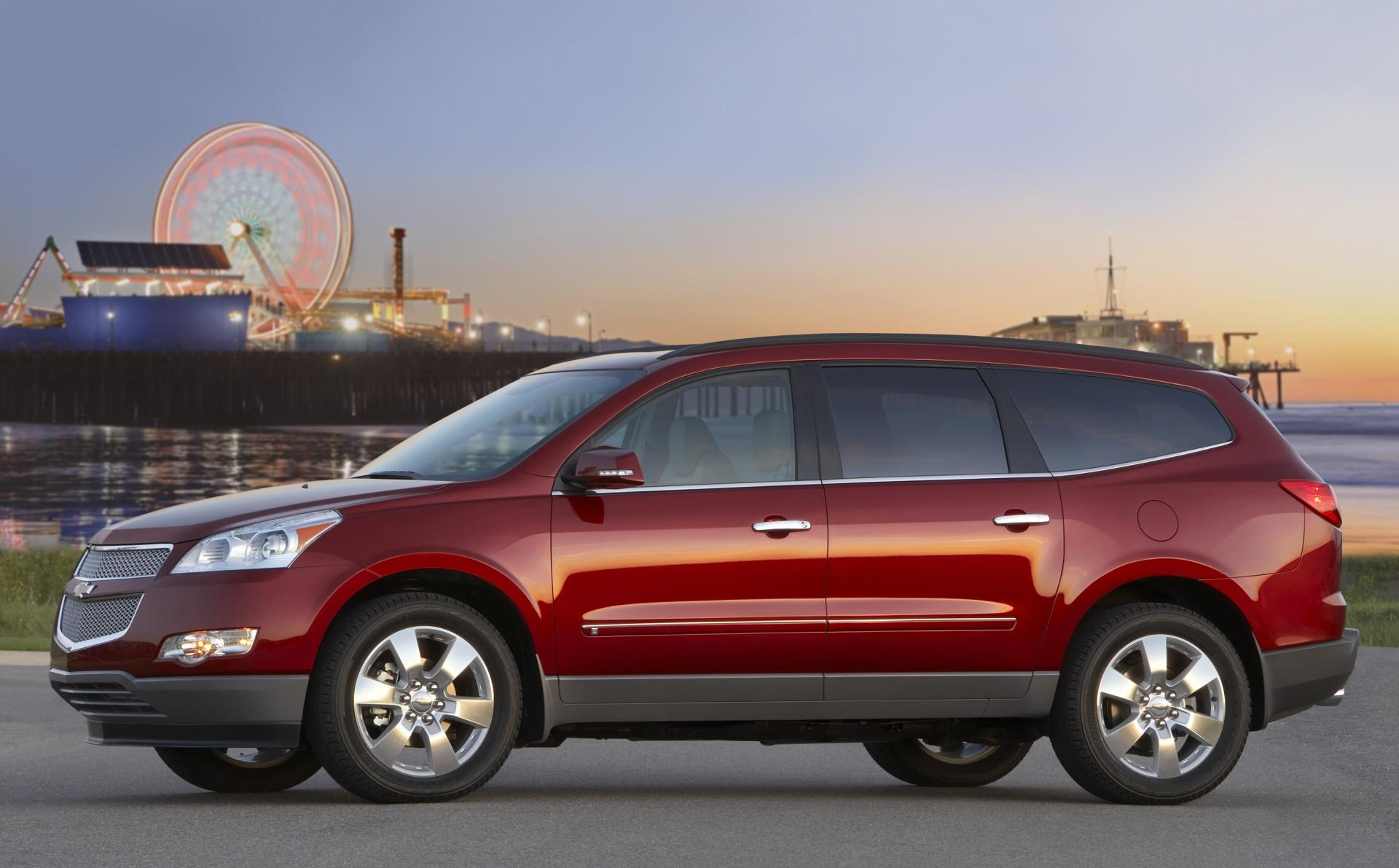 2011 chevrolet traverse. Cars Review. Best American Auto & Cars Review
