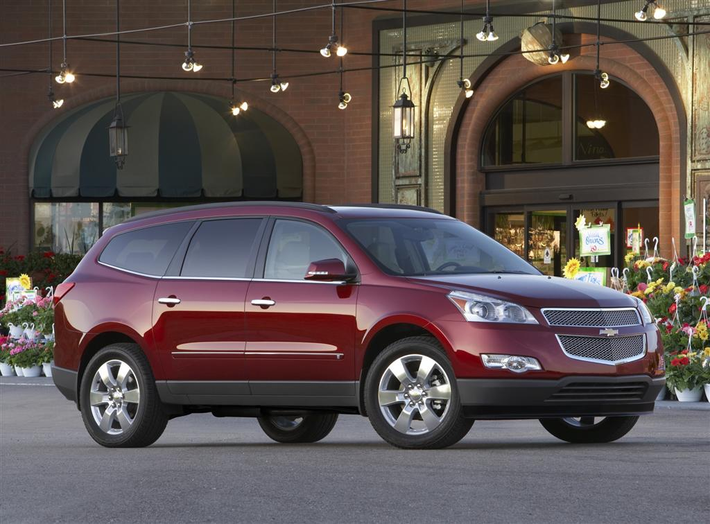 2011 chevrolet traverse an efficient crossover for all lifestyles. Cars Review. Best American Auto & Cars Review