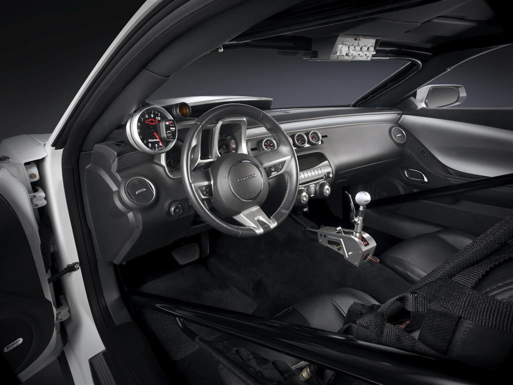 2012 COPO Camaro: GM's Baddest Factory Camaro Ever! - HOT ROD ...