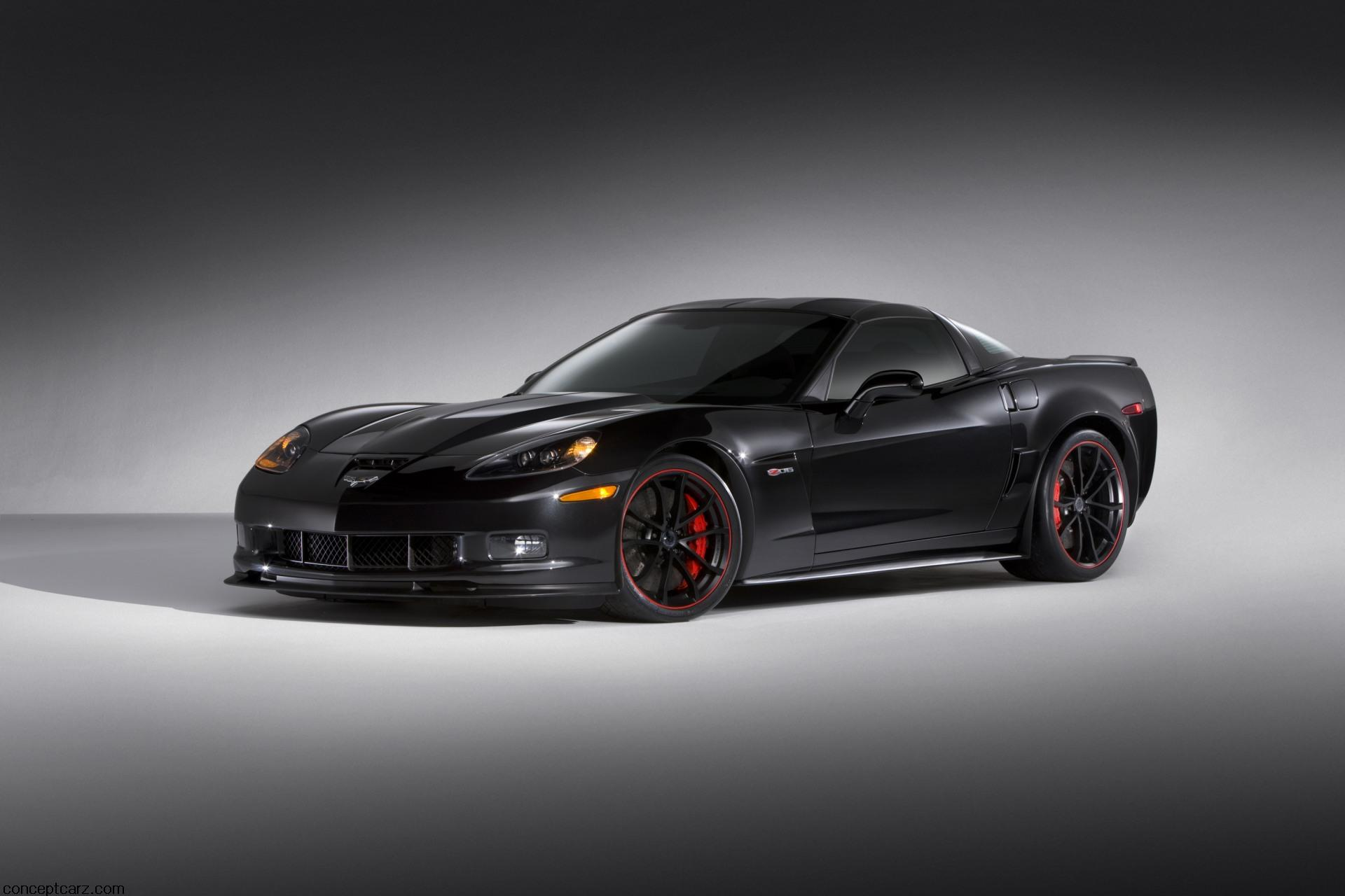 Chevrolet Corvette Centennial Edition