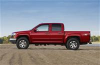 2012 Chevrolet Colorado image.