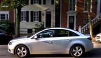 2012 Chevrolet Cruze image.