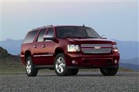 2012 Chevrolet Suburban image.