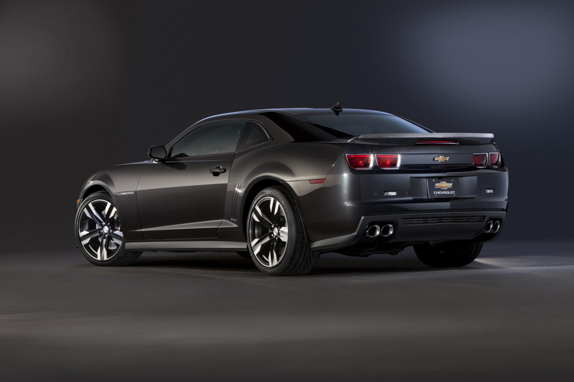 2012 Chevrolet Camaro ZL1 Carbon Concept Pictures News Research