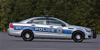 2012 Chevrolet Caprice PPV image.