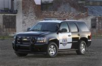 2012 Chevrolet Tahoe Police Special Service Vehicle image.