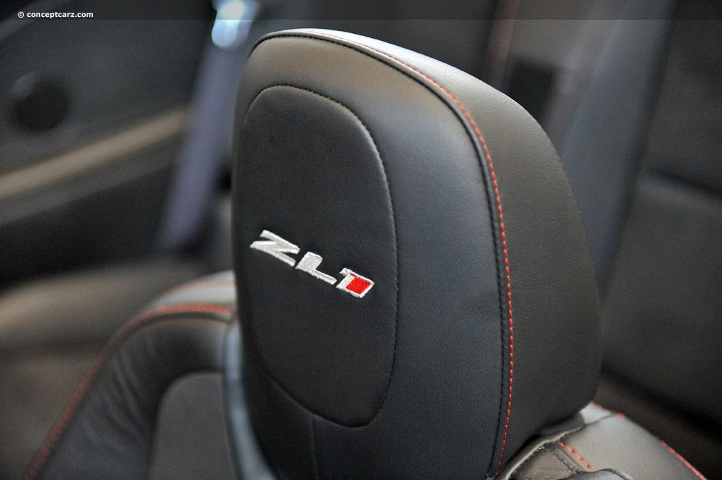 2018 Chevrolet Camaro ZL1 NASCAR thumbnail image