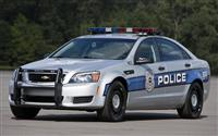 2013 Chevrolet Caprice PPV image.