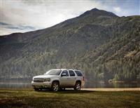 2013 Chevrolet Tahoe image.