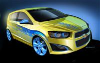 2014 Chevrolet Sonic RS Concept image.