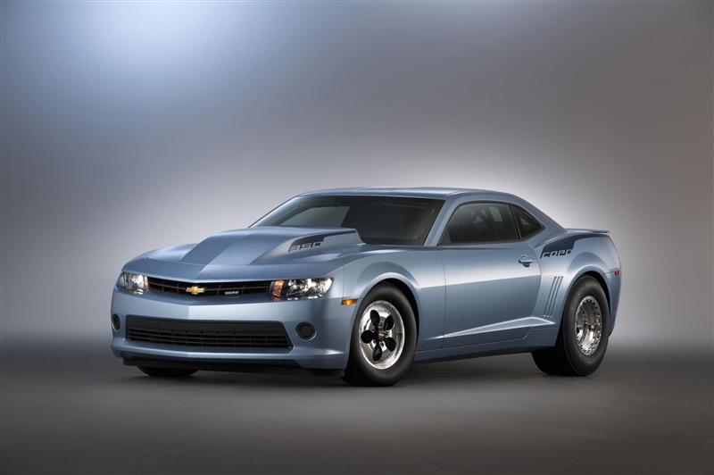 2014 Chevrolet COPO Camaro pictures and wallpaper