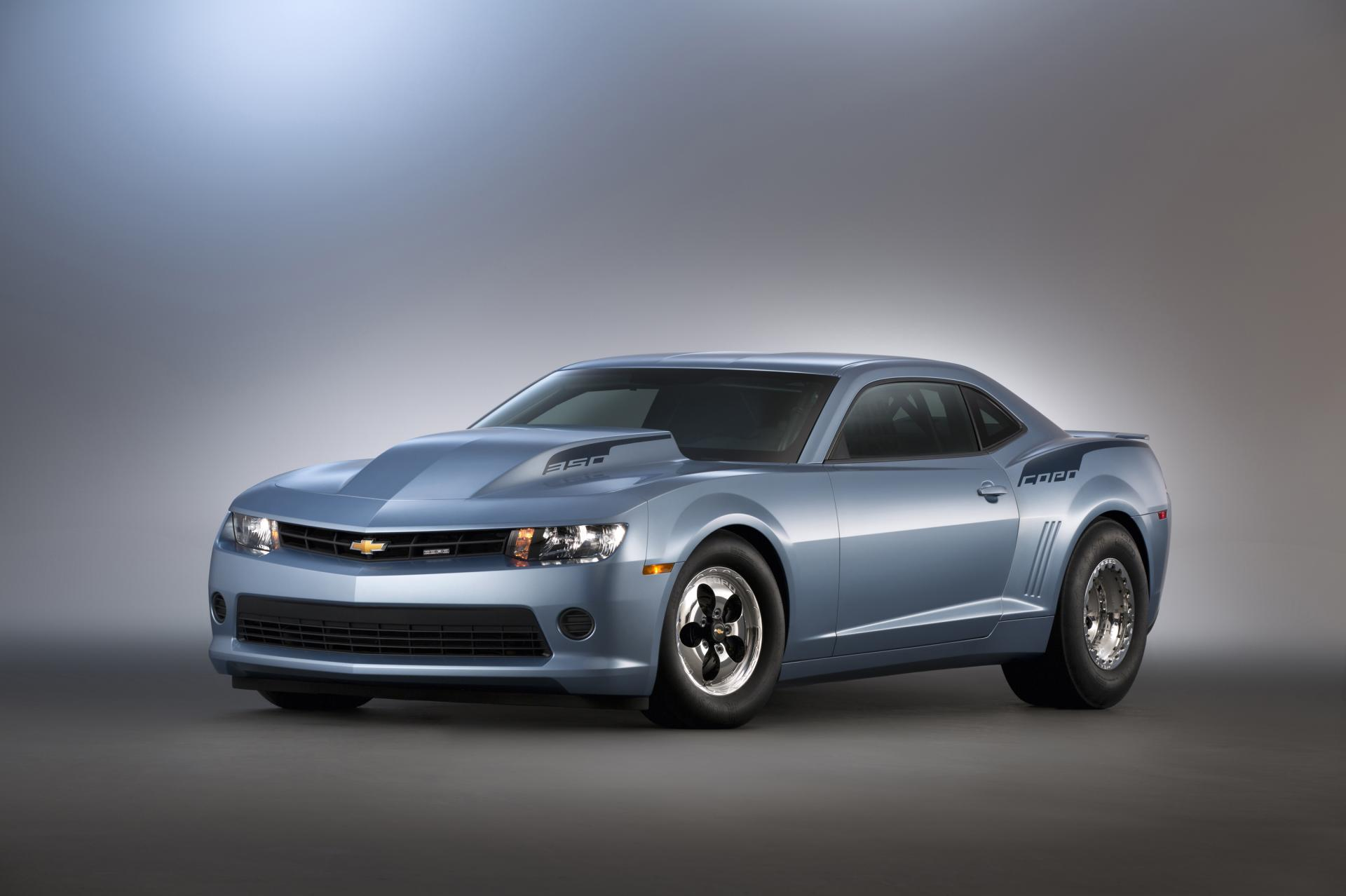Chevrolet COPO Camaro pictures and wallpaper