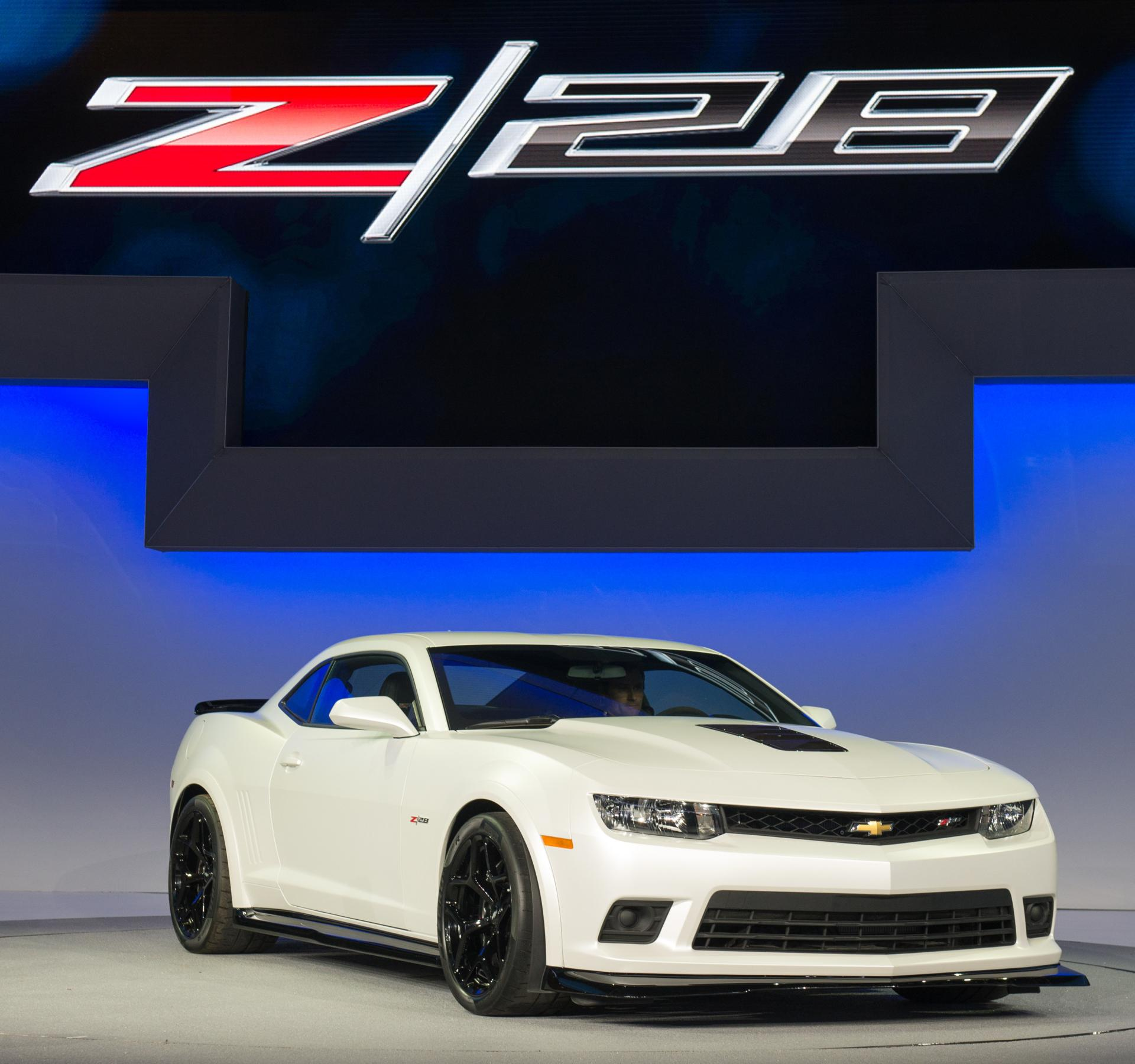 2014 chevrolet camaro z28 images photo 2014 camaro z28 ny auto show. Cars Review. Best American Auto & Cars Review