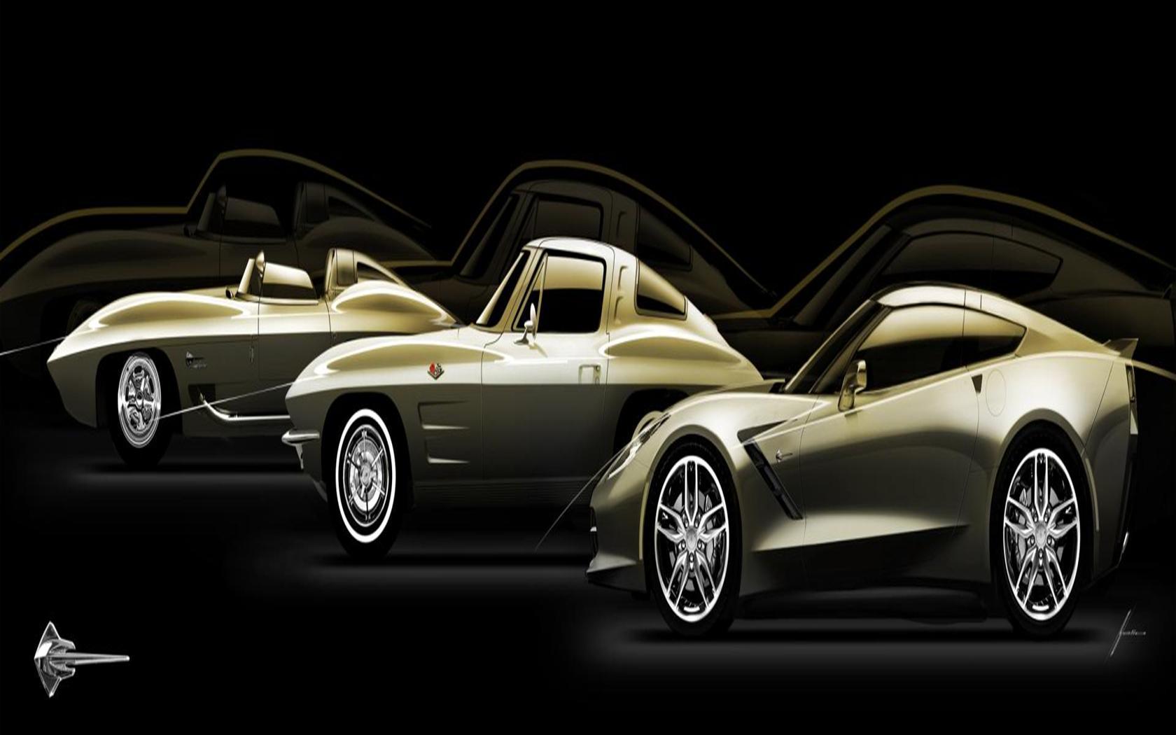 2014 Chevrolet Corvette Images. Photo: 2014-Chevy-Corvette-Image-015