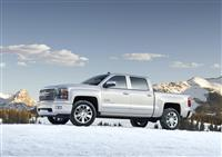 2013 Chevrolet Silverado High Country image.