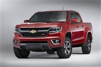 2015 Chevrolet Colorado image.