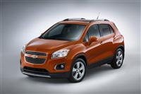 2015 Chevrolet Trax image.