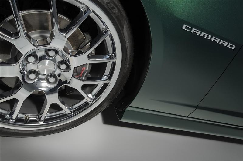 2015 Chevrolet Camaro SS Special Edition Image