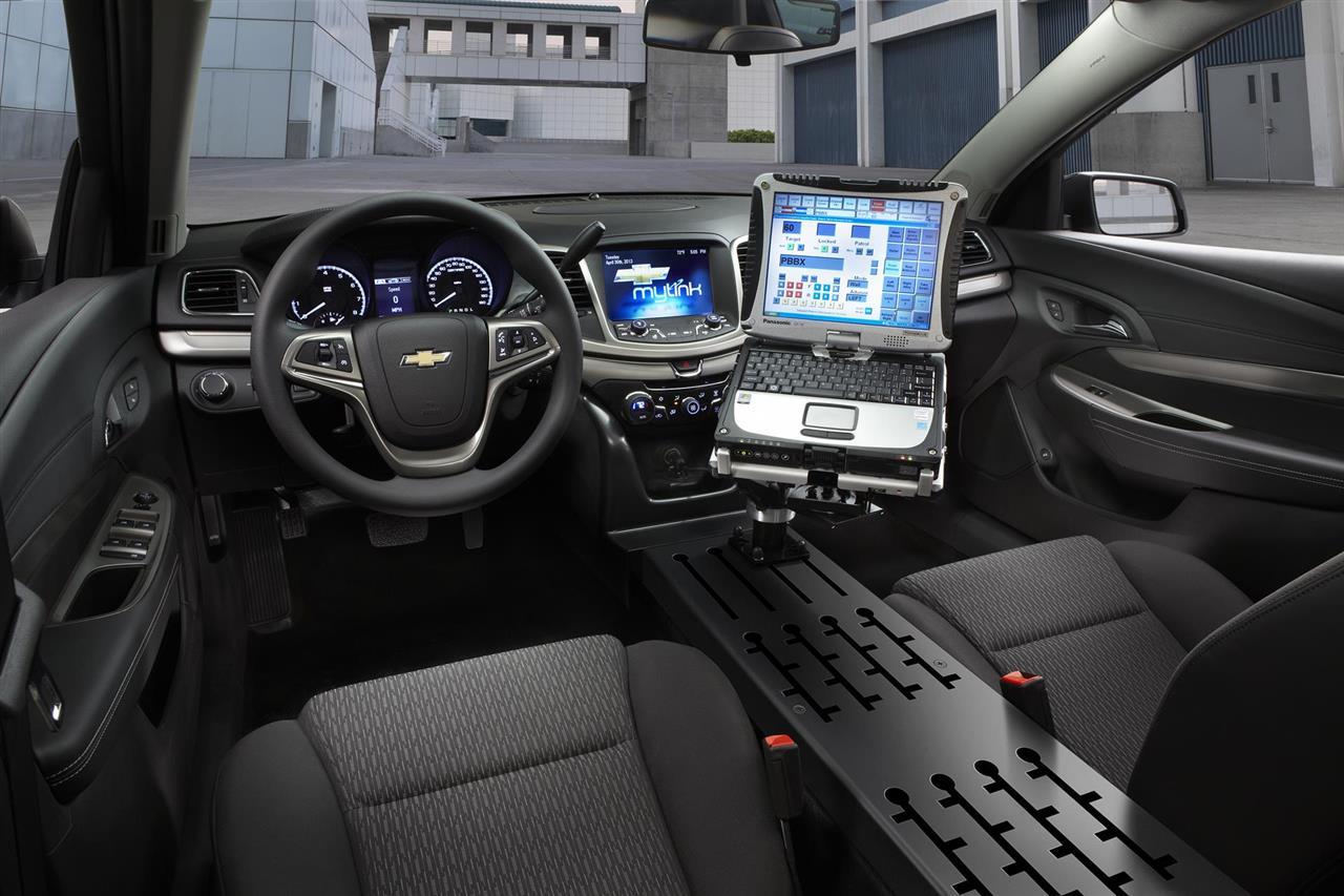 Silverado Realtree Edition >> 2016 Chevrolet Caprice PPV Image