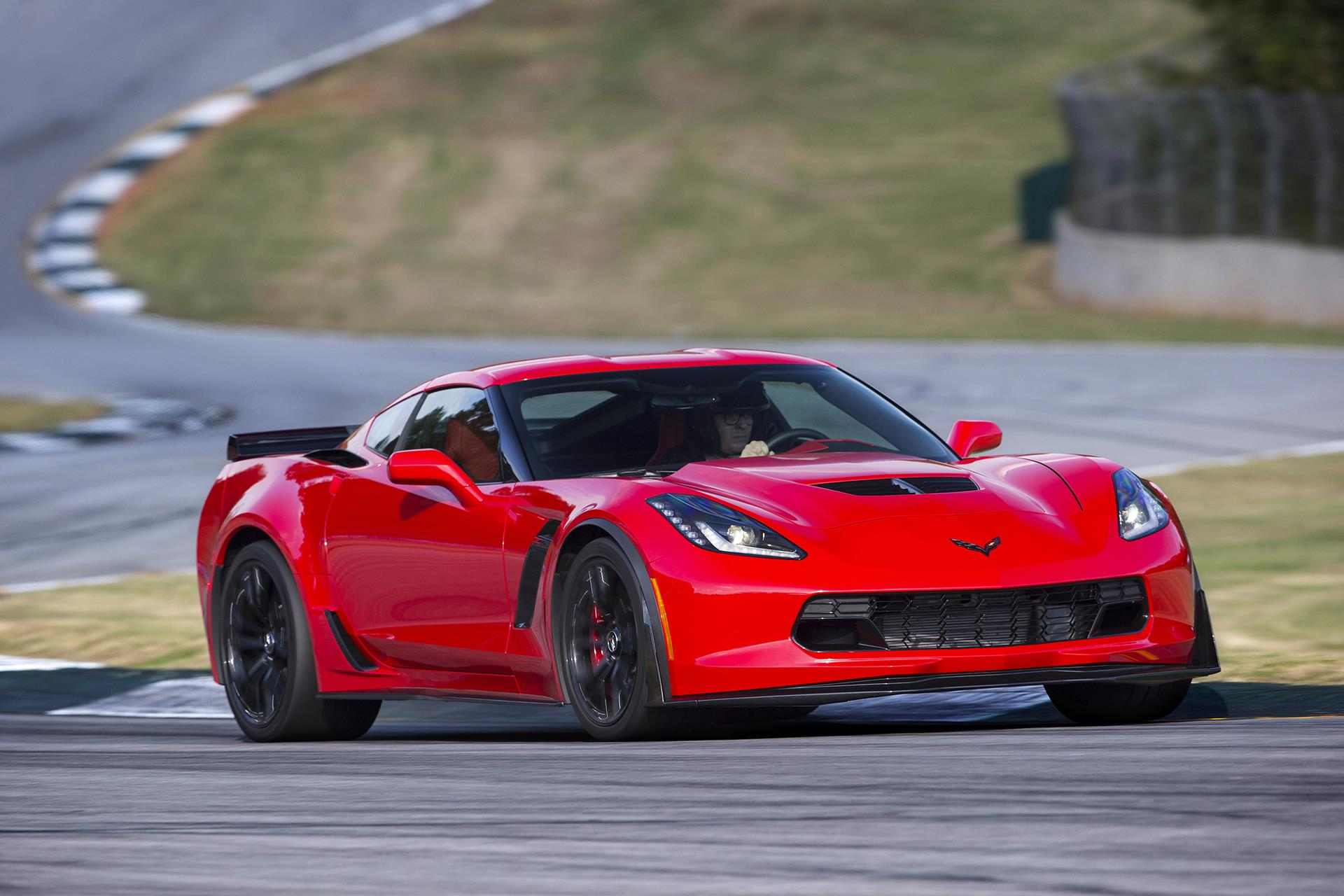 2016 Chevrolet Corvette Z06 Wallpaper Conceptcarz Com
