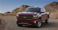 2016 Chevrolet Silverado image.