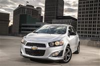Chevrolet Sonic Monthly Sales