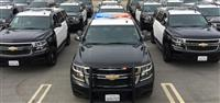 Chevrolet Tahoe Special Service