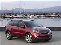 Chevrolet Traverse Monthly Sales