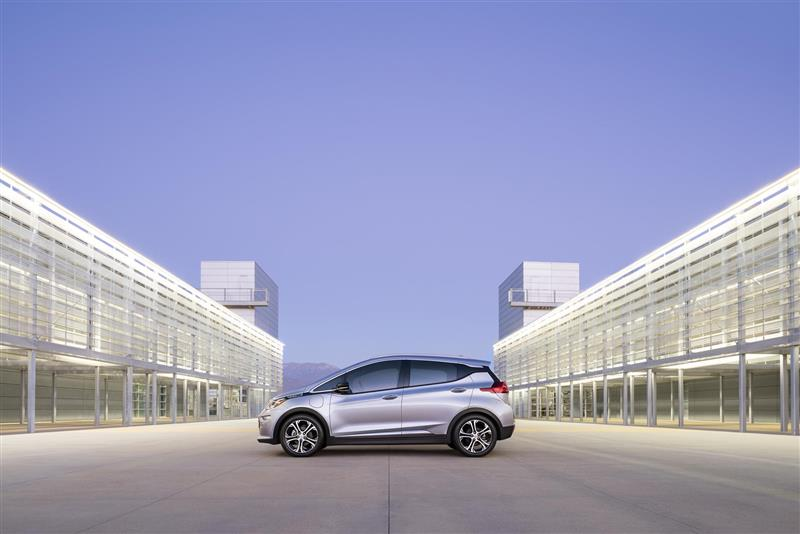 2017 Chevrolet Bolt EV Image