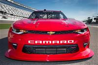 2017 Chevrolet Camaro NASCAR image.