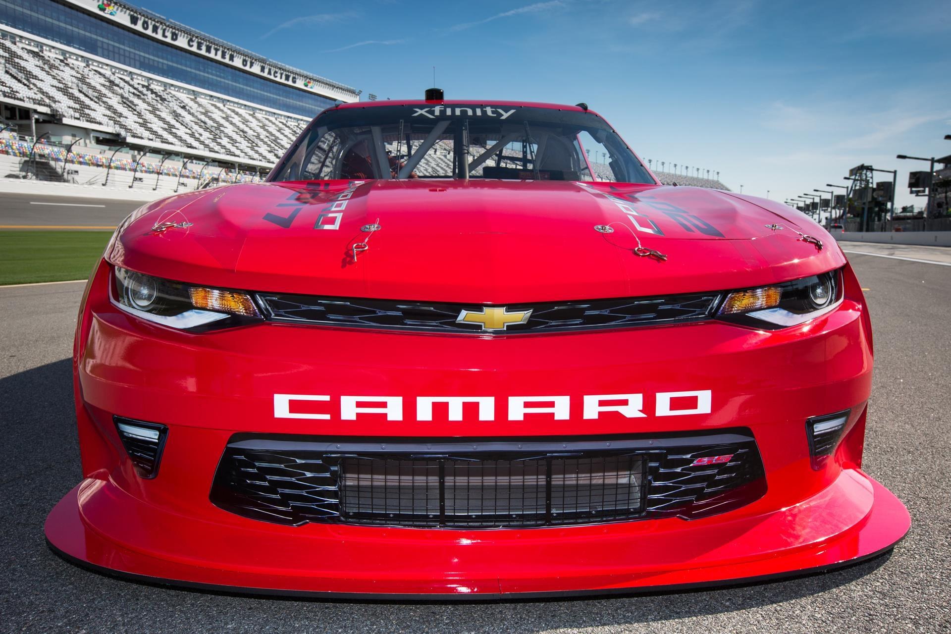 Chevrolet Camaro Ss To Race In 2017 Nascar Xfinity Series | 2017 ...