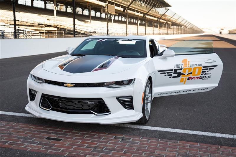 2017 Chevrolet Camaro SS 50th Anniversary Edition Image