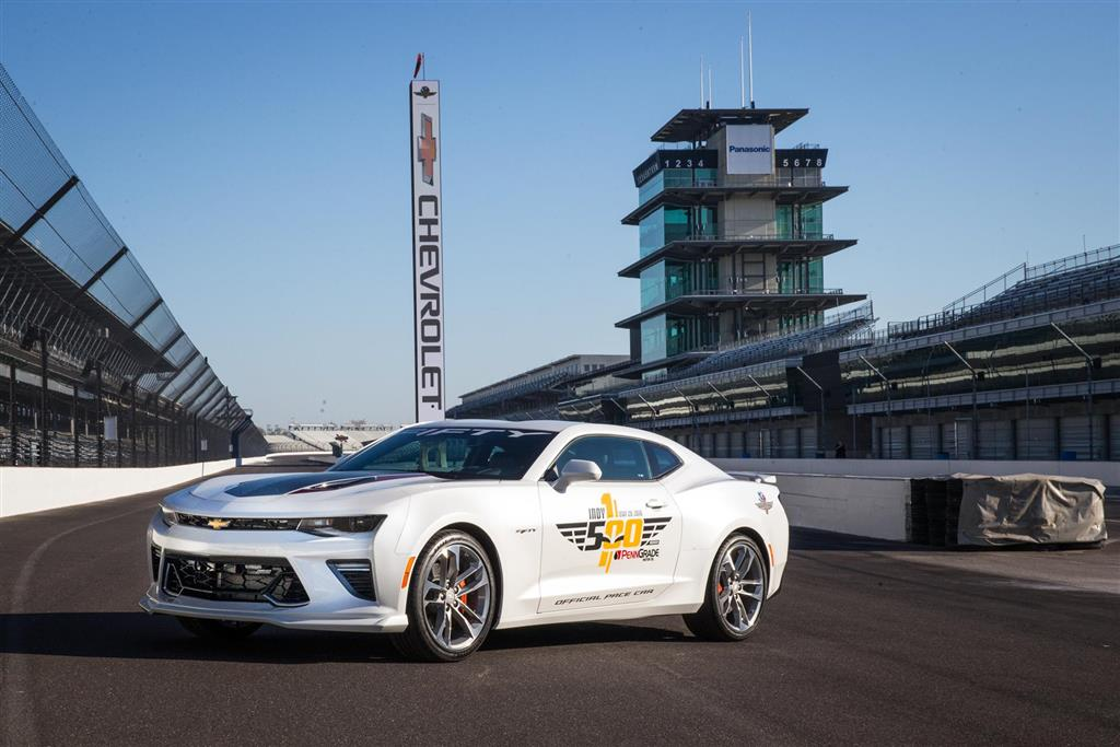 Chevrolet Camaro SS 50th Anniversary Edition pictures and wallpaper