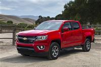 2017 Chevrolet Colorado image.