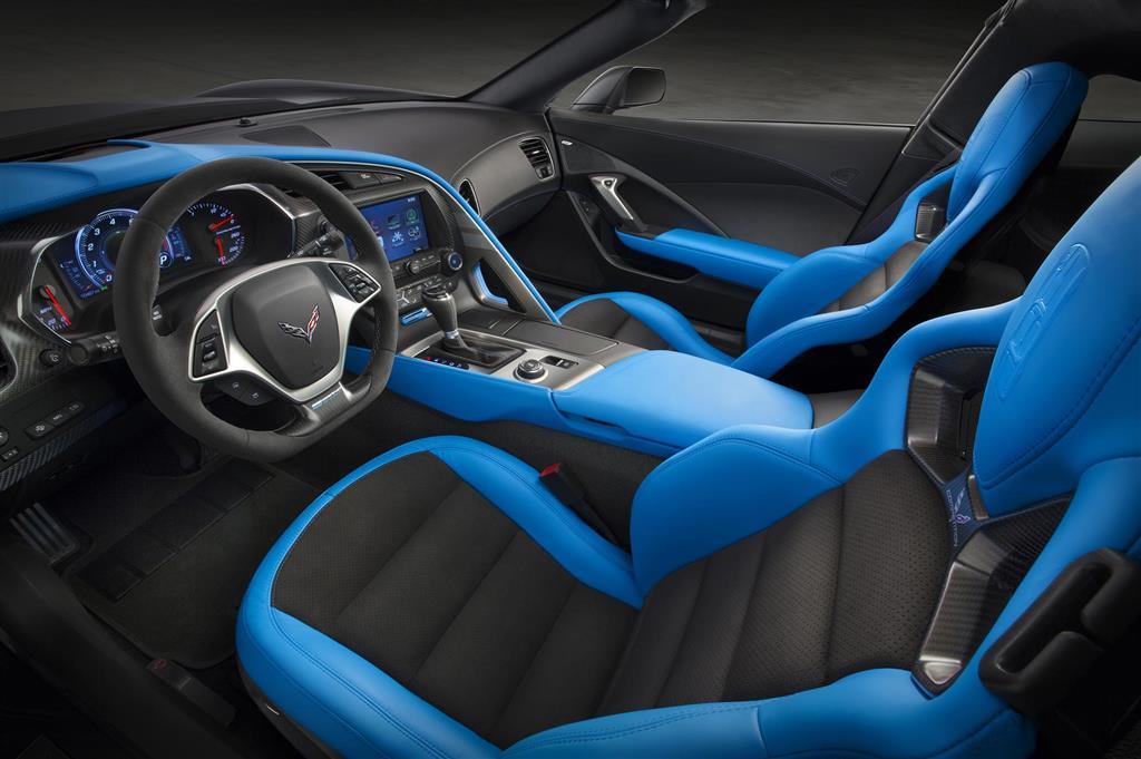 2016 Chevrolet Corvette Grand Sport  conceptcarzcom