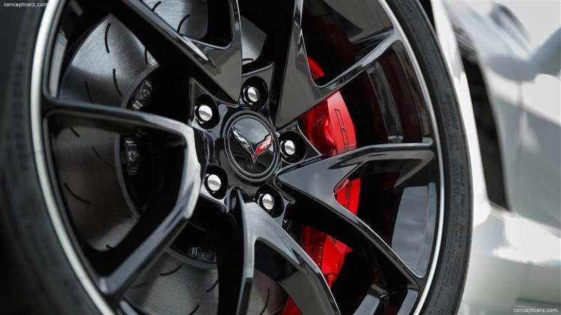 2017 Chevrolet Corvette Image