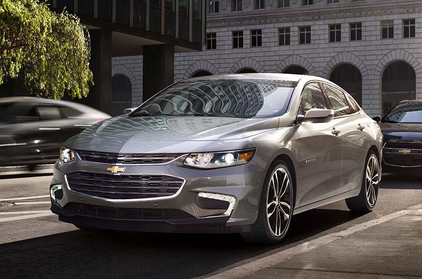 2017 Chevrolet Malibu Hybrid pictures and wallpaper