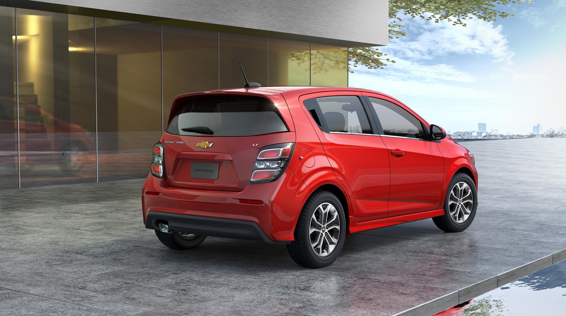 2017 Chevrolet Sonic Image